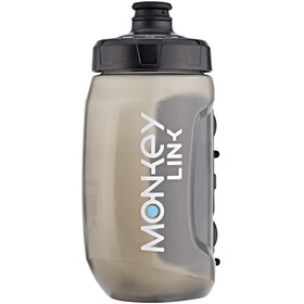 MonkeyLink MonkeyBottle S - Bidón - 400ml transparente